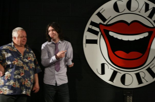 Improv Comedy at The Comedy Store